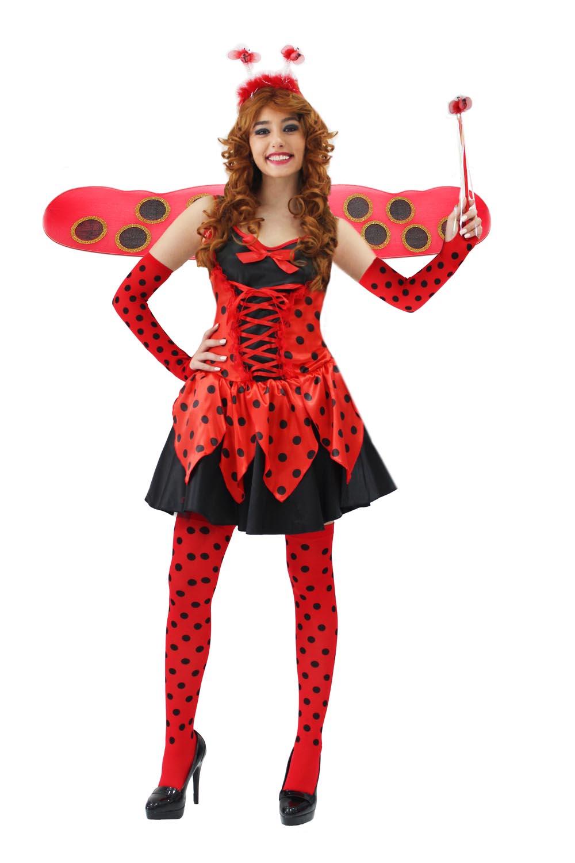 7096f4f62988 Costume da Coccinella