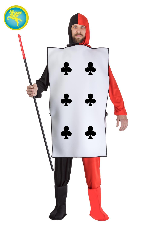 godere del prezzo di sconto ampia scelta di colori autentico Costume da Carta da gioco